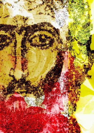 Représentation artistique de Jésus